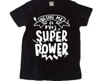 SUPERPOWER shirt