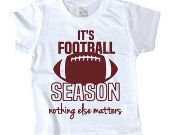 FOOTBALL SEASON shirt