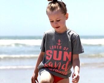 SUN SAND SALTWATER shirt