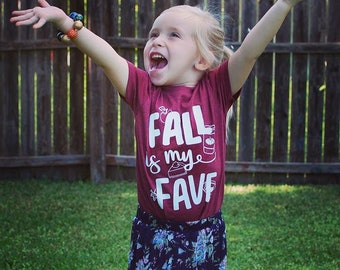 FALL FAVORITES shirt