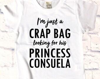 CRAP BAG shirt