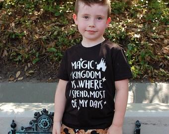 MAGIC KINGDOM shirt tee