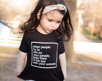 UMBRELLA shirt tee