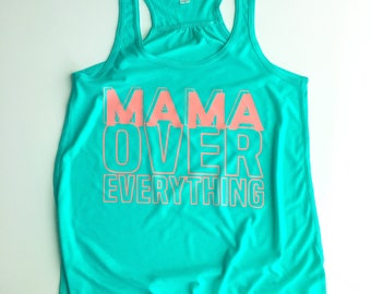 MAMA womens flowy tank (multiple sizes)