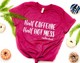 CAFFEINE womens shirt