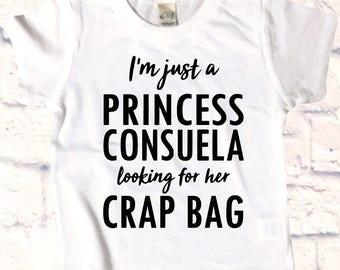 PRINCESS CONSUELA shirt