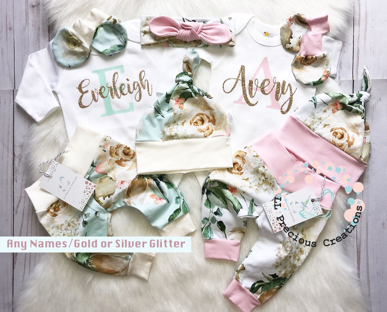 a50e0f0b5 bahrainpavilion2015 - Guide twin baby girl coming home outfits->