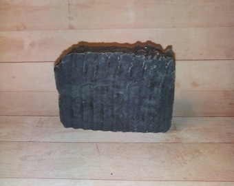 Charcoal and Clay Unscented Soap **OVER 15% OFF**