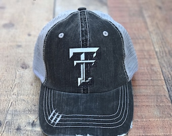 Texas Tech Hat dbd4f0779d47