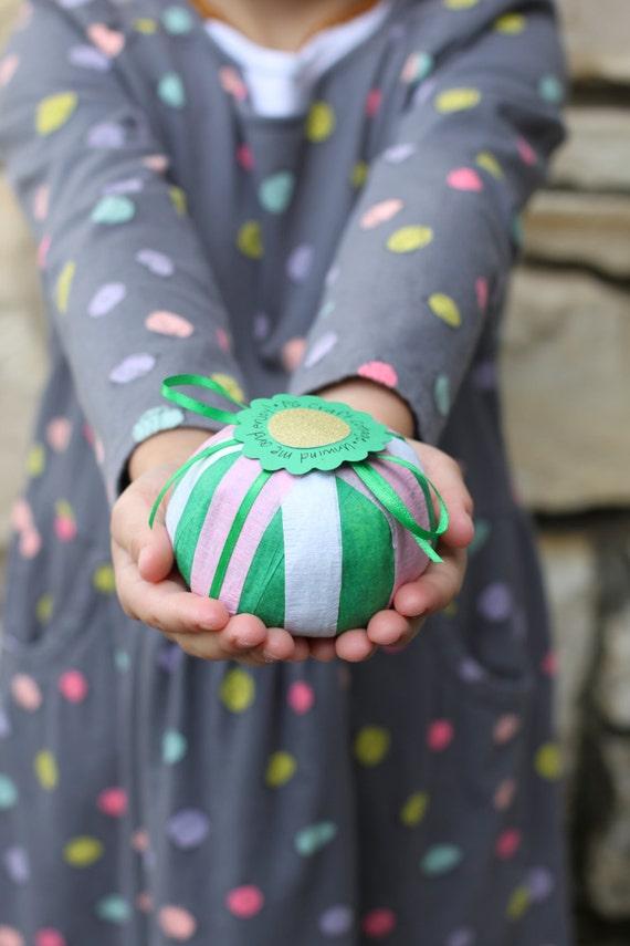 Überraschen Sie Kugel Geschenk-Austausch Schatz-Kugel   Etsy