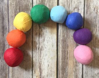 Surprise ball, treasure ball, gift ball, prize ball, nostalgic gift, gift under 10, party favor, heirloom gift
