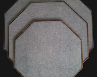 Simple lace tile