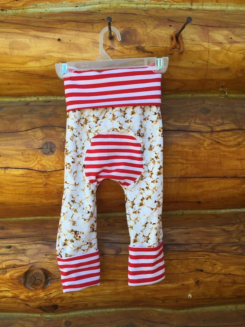 Maxaloones miniloones grow with me pants baby harem pants image 0