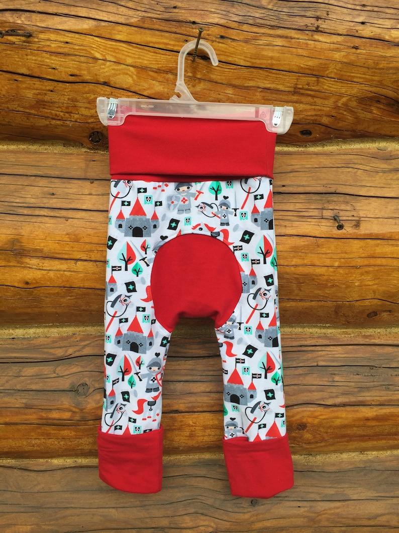 Maxaloones miniloones monsterloones baby harem pants baby image 0