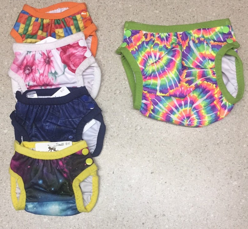 CLEARANCE swim diapers Borealis Britches image 0