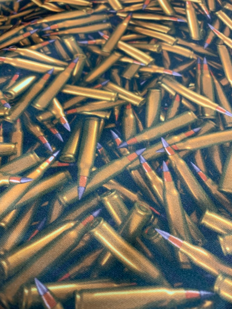 PUL Polyurethane laminate diaper fabric PUL fabric Rifle roundsbullets PUL fabric