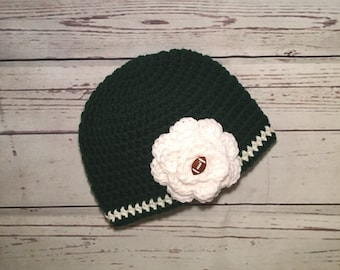 b94fda73203 ... hot michigan state hat msu hat crochet michigan state hat crochet msu  hat toddler msu hat