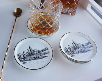 Chicago's Navy Pier Coasters