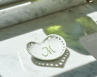 Heart Ring Dish - Atlanta