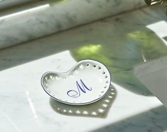 Heart Ring Dish - Winnetka