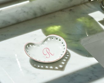 Heart Ring Dish - Charleston