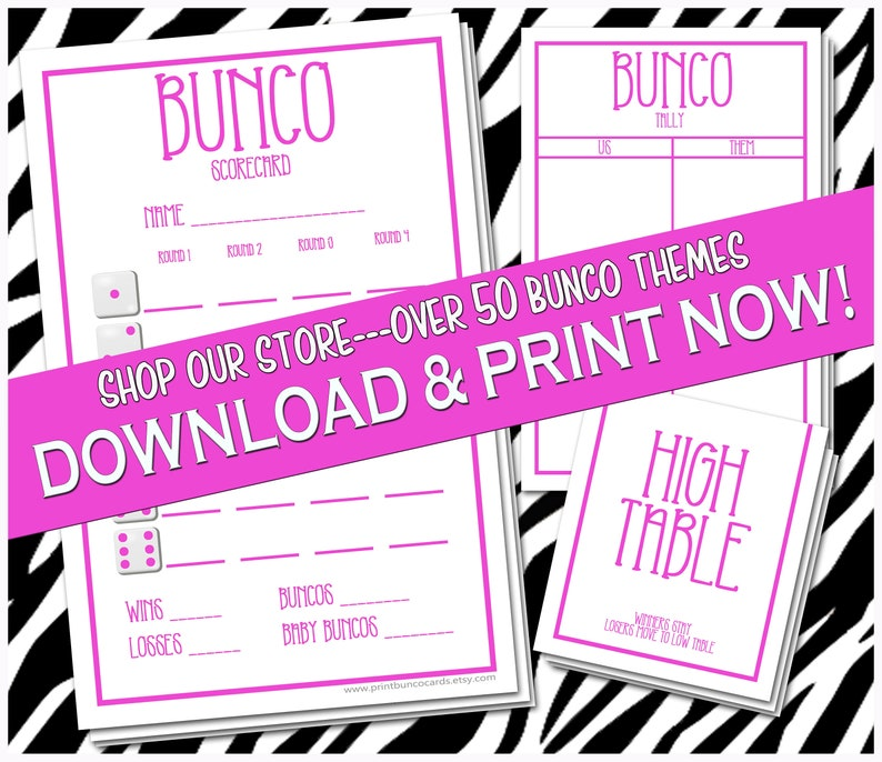 picture about Printable Bunco Table Tally Sheets known as Printable Bunco Playing cards Bunko Scorecards Rating Sheets Prompt Down load Cost-free Little Variations