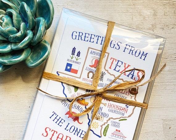 Texas Greeting Card Box Set