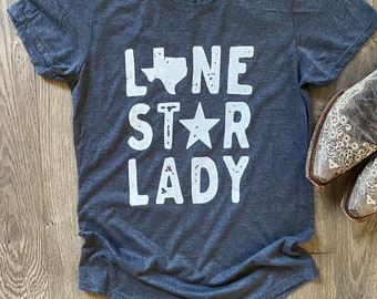 Lone Star Lady T-Shirt
