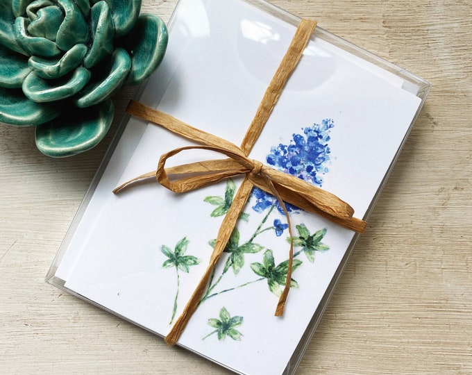 Featured listing image: Watercolor Greeting Card Box Set