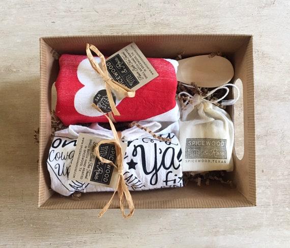 Texas Love Gift Basket