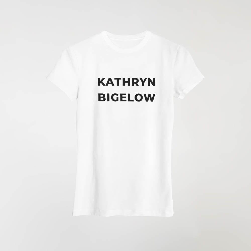 Dames de Kathryn en Bigelow ou unisexe   t-shirt en Kathryn coton pour homme f14af1835d6