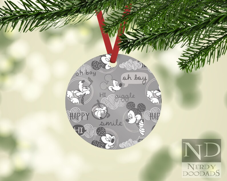 Mickey Mouse Christmas Tree Decorating Ideas.Mickey Mouse Ornament Mickey Mouse Decoration Christmas Tree Decoration Mickey Mouse Tree Decoration Cute Gifts Cute Decor Orn0435