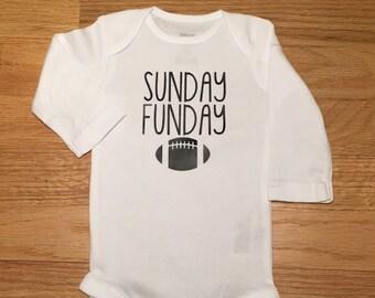 Sunday Funday Onesie