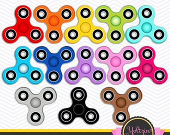 Fidget spinner clipart / fidget hand spinners clipart / fidget spinner clipart clip art images / fidgety spiner cliparts png zip files