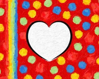 Insta Heart