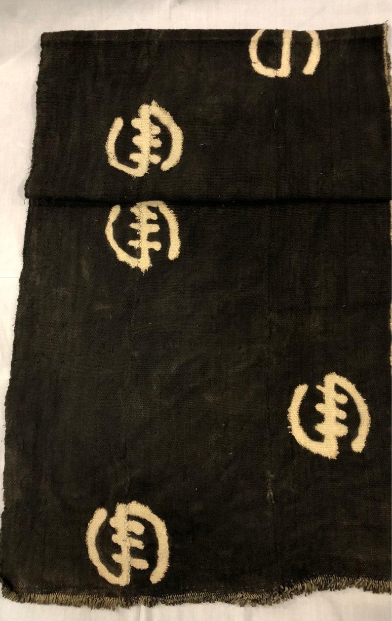 Gyname mud cloth scarf
