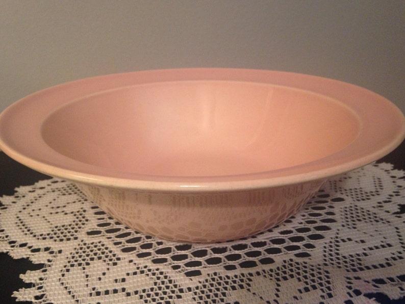 LuRay 9 Pastel Bowl Sharon Pink