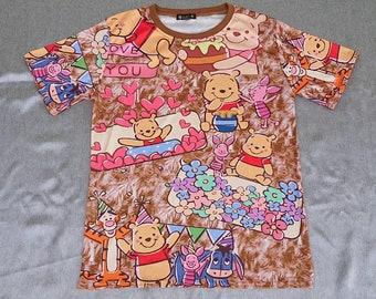Sleeky Friends Pooh Bear T-Shirt