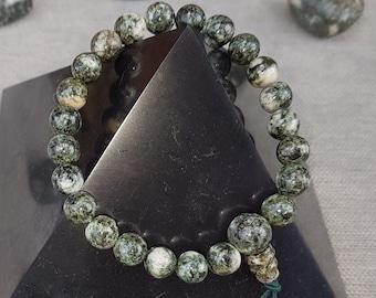 Stonehenge - Preseli Bluestone Bracelet with Reiki