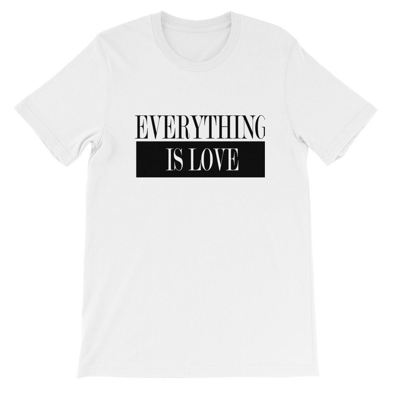28902da6 Everything is Love The Carters Beyonce Shirt Unisex Sizing   Etsy