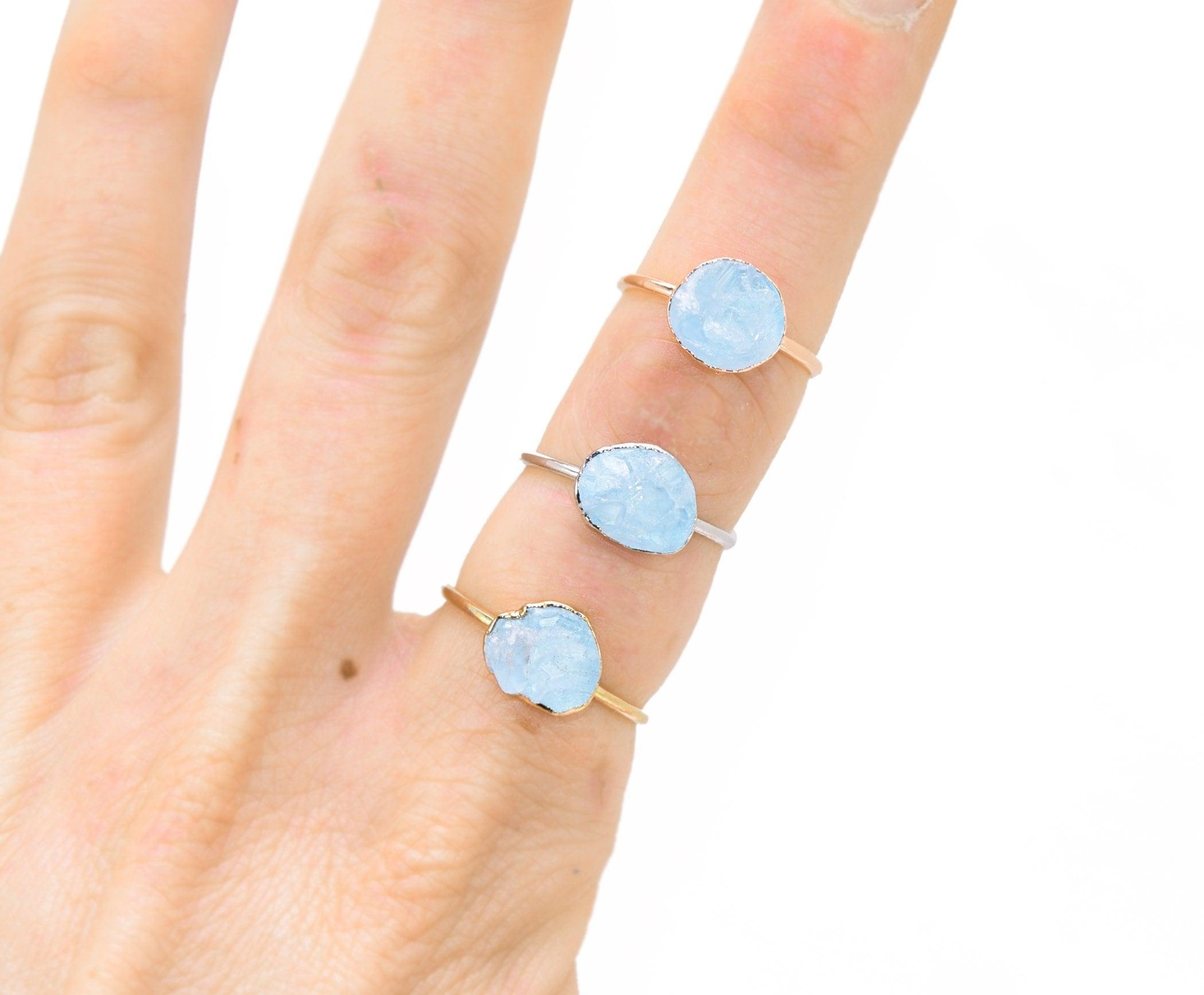 Celestine ring
