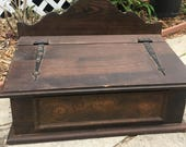 Bible Box, Bread Box, Portable Writing Desk, Church Podium,