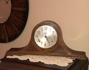 Antique mantel clocks pictures