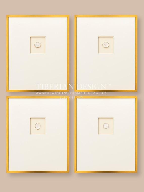 Framed Intaglios