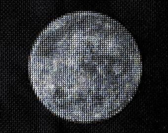 Mercury Cross Stitch Pattern Instant Download PDF