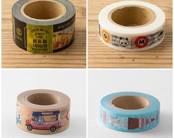 Travellers Factory Masking Tapes