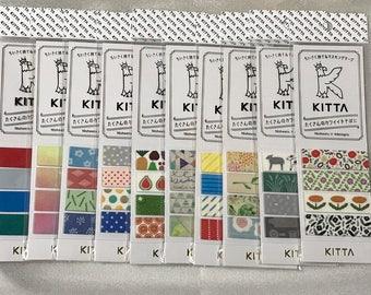Kitta Masking Tapes by Kingjim
