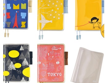 A6 - Hobonichi Planner Cover on Cover