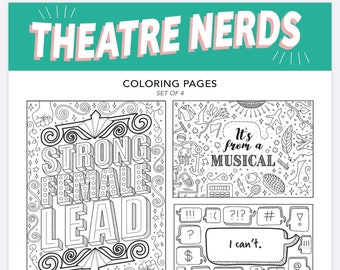 Printable Colouring Sheets! – The Stagey Couple   270x340