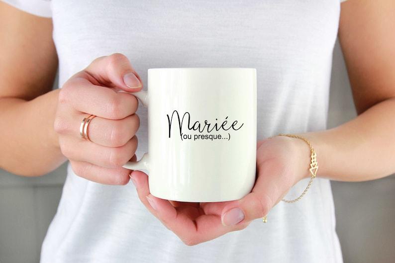 Mug married or almost image 0
